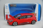 Renault Clio IV red