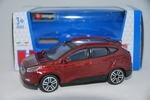 Hyundai Tucson darkred